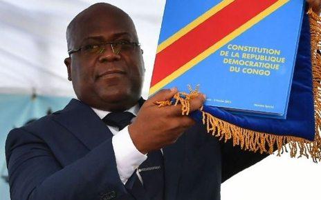 p06z0gn0 - DR Congo: Tshisekedi pledges to free political prisoners