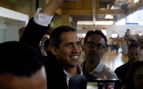 p072lczq - Juan Guaidó: Is there a new cult of personality in Venezuela?