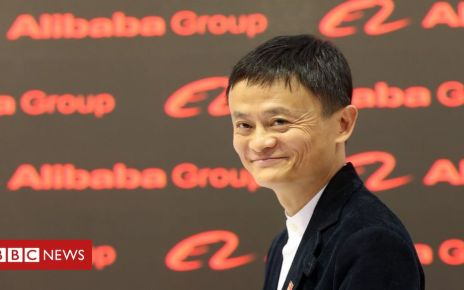 104504340 jackma1 - Jack Ma defends the 'blessing' of a 12-hour working day