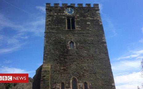 106107847 clock - Vicar loses bid to silence Conwy church clock at night