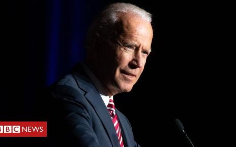 106251499 053034360 - Joe Biden: Second woman accuses ex-VP of unwanted touching