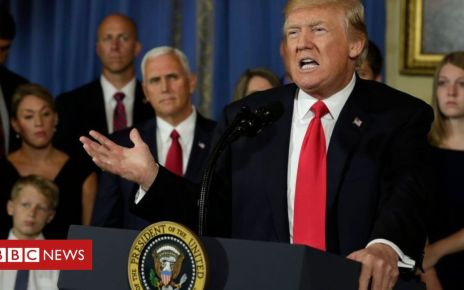 106262152 gettyimages 821732584 - Trump says no healthcare vote until after 2020 election
