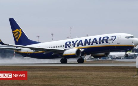 106264823 ryanairreuters - Ryanair one of Europe's top polluters, EU data suggests