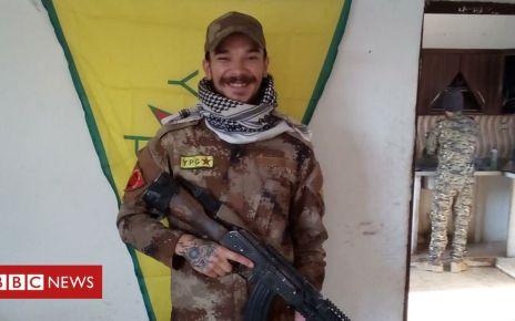 106270922 5c2dd817 9117 4dbd b82c 21965946f9a2 - British man 'wrote of joy fighting Islamic State'
