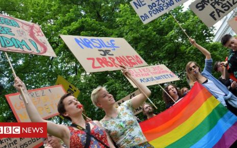 106286918 sarajevolgbt - Planned LGBT parade in Bosnian capital provokes calls for violence