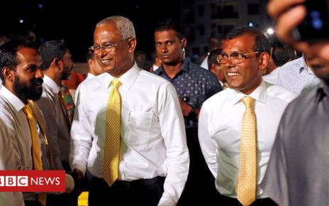 106331229 c294d312 d4af 4250 9ffa ead2aaa16cc3 - Maldives election: Early results show victory for president's party
