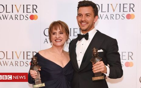 106340269 pattigettyimages 1135644810 - Oliviers: Company, The Inheritance and Come From Away among winners