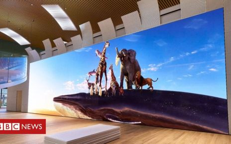 106360187 4917fc45 8427 48bf 885a e2294acfae9f - Sony creates colossal 16K screen in Japan