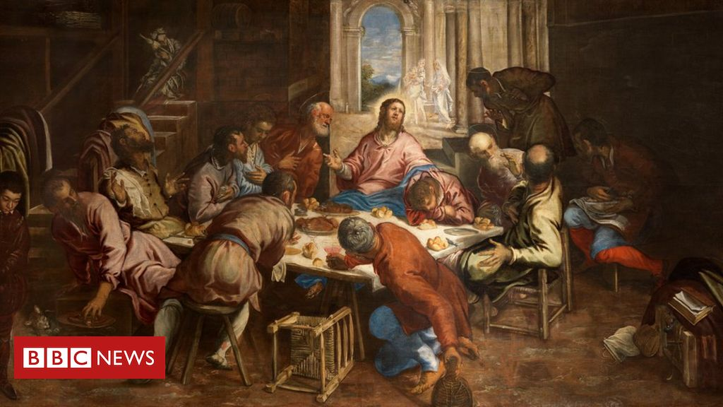 106372939 4764 046 dio - Tintoretto: A 'colossal' painter arrives in America after 500 years