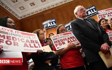 106400226 tv053392305 - Bernie Sanders and his plan to overhaul US health system