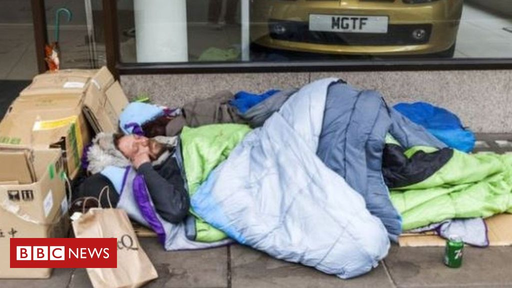106422805 homelessgetty - Bristol council plan aims to 'eradicate' homelessness by 2027
