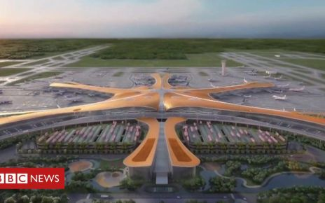 106433079 p076bx7z - What does the world's largest single-building airport terminal look like?