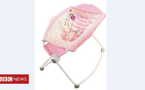 106435747 4906e33b 639d 4dfa ab50 9e29c5763000 - Fisher-Price recalls millions of baby sleepers after fatalities