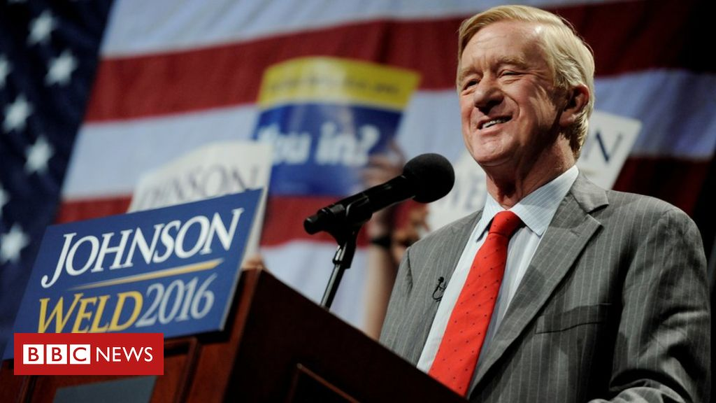 106464993 hi053453865 1 - Bill Weld: Trump to face 2020 Republican challenge