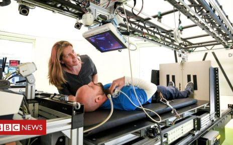 106467637 053087553 1 - Artificial gravity tests could reduce muscle loss, say researchers