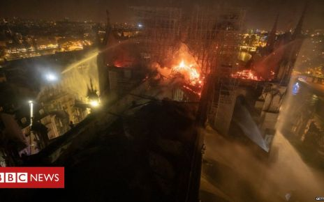 106474450 gettyimages 1137479448 - The story of the fire in graphics