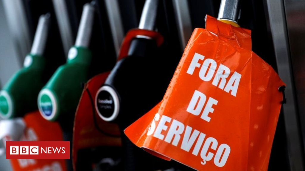 106488951 gettyimages 1137685294 - Fuel shortages across Portugal amid hauliers' strike