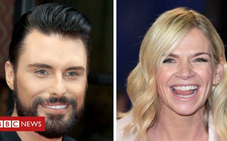 106501798 rylan2 - Rylan joins the Strictly Come Dancing family