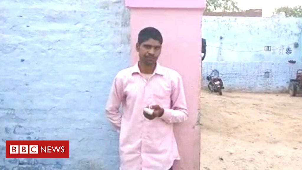 106518097 3450df69 f580 4bfd b77c ca2ba52919c4 - India voter 'chops off finger' after voting for wrong party