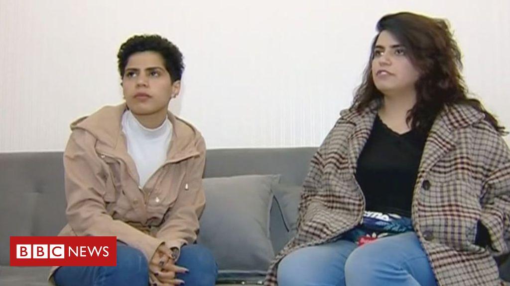 106519707 capture - Saudi sisters in Georgia: 'We were treated like slaves'
