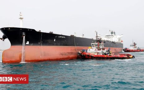 106548139 f67979e6 83c7 4f1c 84ae d2cf49cd46c8 - US to end sanctions waivers for major Iranian oil importers
