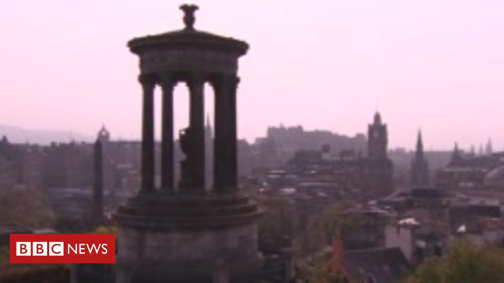 106581021 p077cnlr - How have Airbnb and short lets changed Edinburgh?
