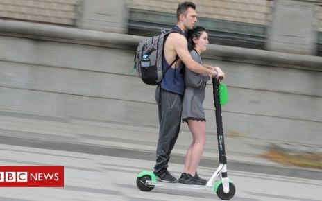 106606387 053245616 1 - Scooters hacked to play rude messages to riders
