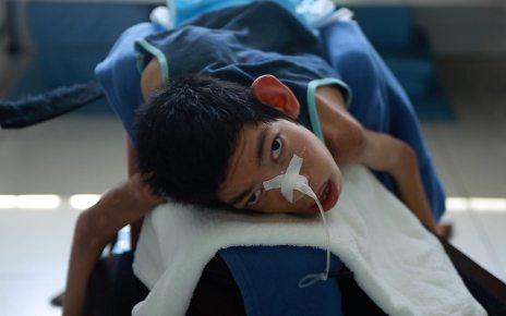 p071brll - Agent Orange: US to clean up toxic Vietnam War air base