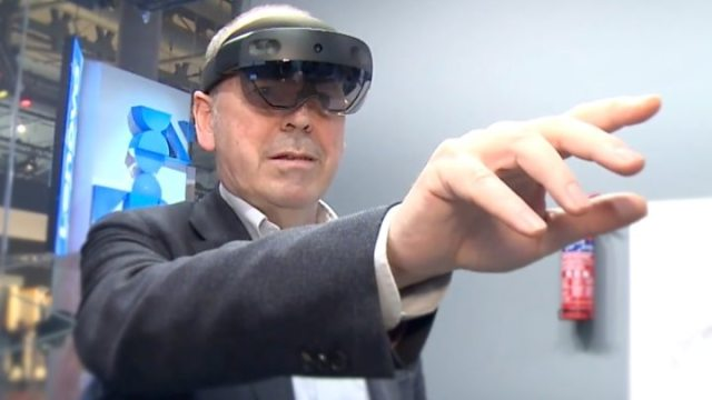 1557790321 520 Conjuring designs from thin air in a virtual world - Warning over using augmented reality in precision tasks