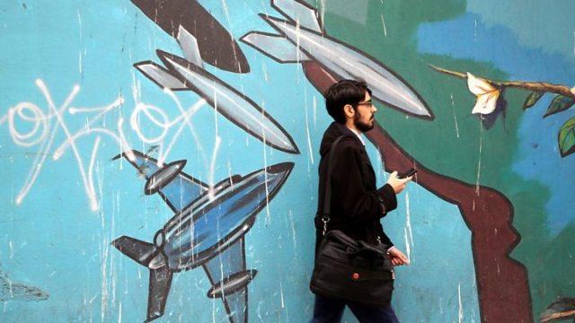 1558187268 271 Iran US tensions 039There will be no war039 says Zarif - Japan's Shinzo Abe heads to Tehran amid US-Iran tensions
