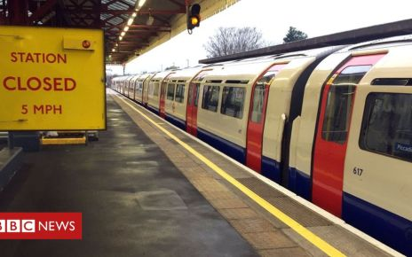 104187958 pa 39138372 - London Underground strike to hit FA Cup Final