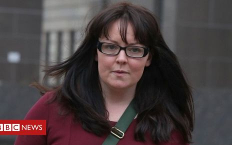 106580444 053546444 - Former SNP MP Natalie McGarry cannot withdraw guilty pleas