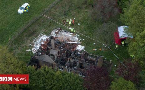 106832530 f0455700 52fe 47ea 94b6 7011e57bd710 - Lidgate gas explosion: Two dead in Suffolk bungalow blast