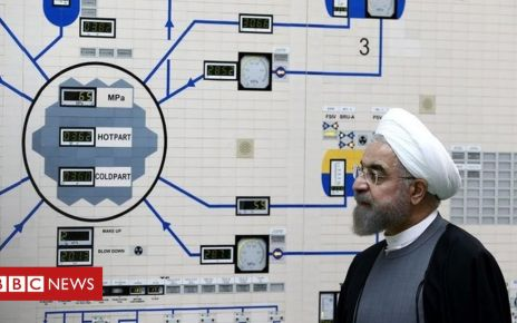 106844002 mediaitem106843999 - Iran nuclear deal: Tehran urged to honour commitments