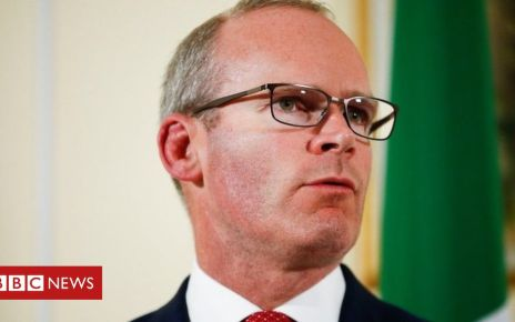 106899726 coveneyreuters - Stormont stalemate: Coveney hopes for progress 'in weeks'