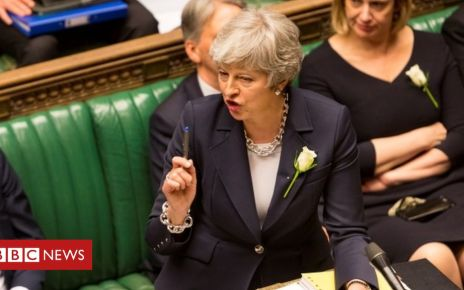 106912457 tv053824800 - Theresa May could set exit date this week - Sir Graham Brady
