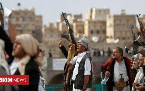 106914304 mediaitem106914300 - Yemen war: Houthis prepare to withdraw from Hudaydah