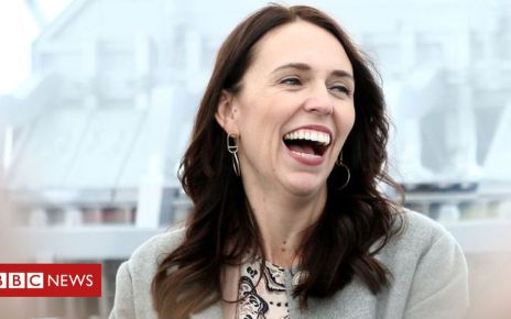 106947111 gettyimages 1077829674 - Jacinda Ardern returns girl's 'dragon research' bribe