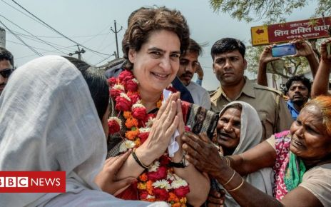 106953342 gettyimages 1134284854 - Priyanka Gandhi: Can Congress party's 'mythical weapon' deliver?
