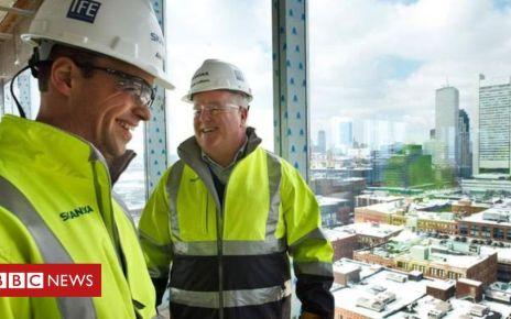 106953443 skanskapic - Construction industry 'not reporting full carbon impact'