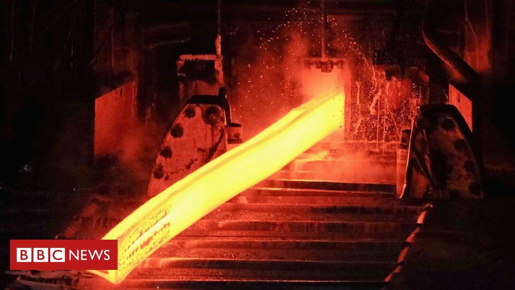 106955531 britishsteel getty - British Steel on verge of administration