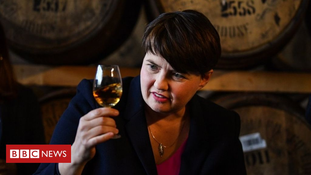 106967452 tv053967621 - Ruth Davidson: Scotland should 'move on' from referendums