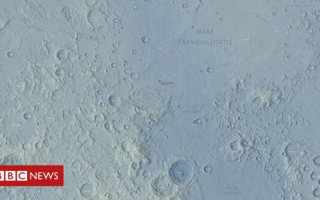 106969780 8df81cd0 db3f 4851 9ea5 36458e6c8240 - Moon landing marked by new Ordnance Survey map