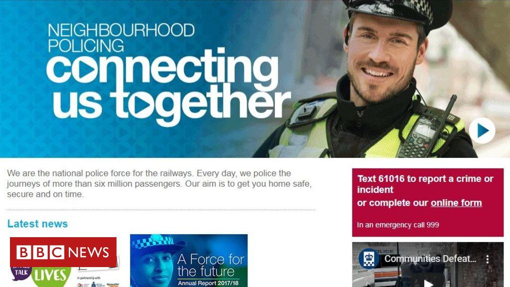 106970280 554d2471 9dab 4f1b 93e5 2a72c5b898a5 - British Transport Police website hacked