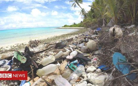 106974902 silkestuckenbrock cocos g0098118low - Plastic pollution: Flip-flop tide engulfs 'paradise' island