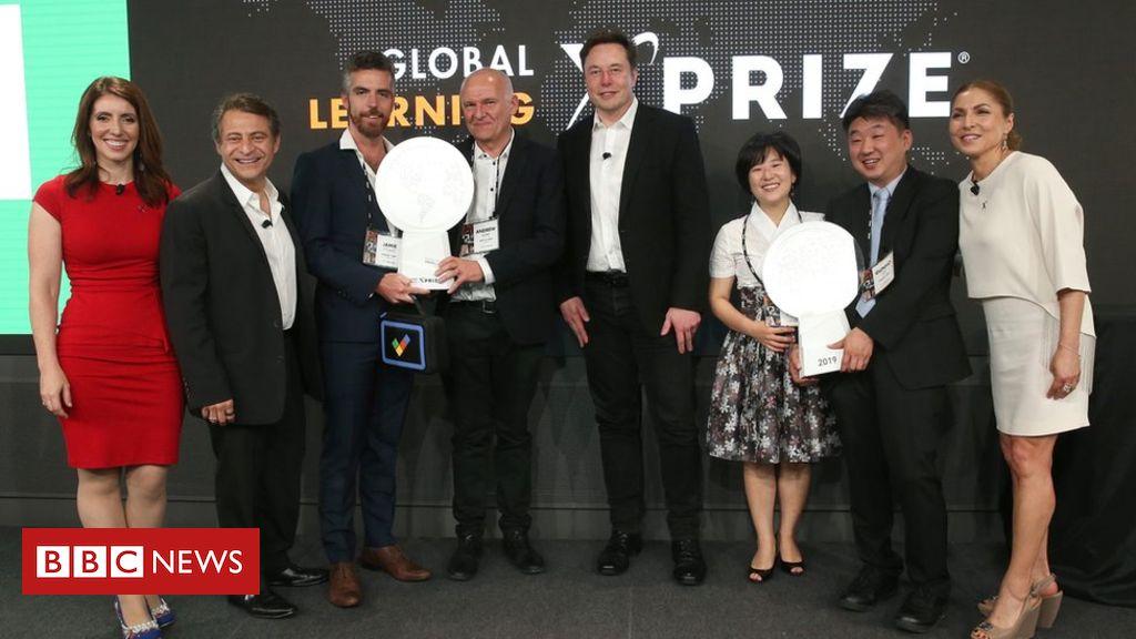 106985964 mediaitem106985963 - Global education X-Prize awards $10m