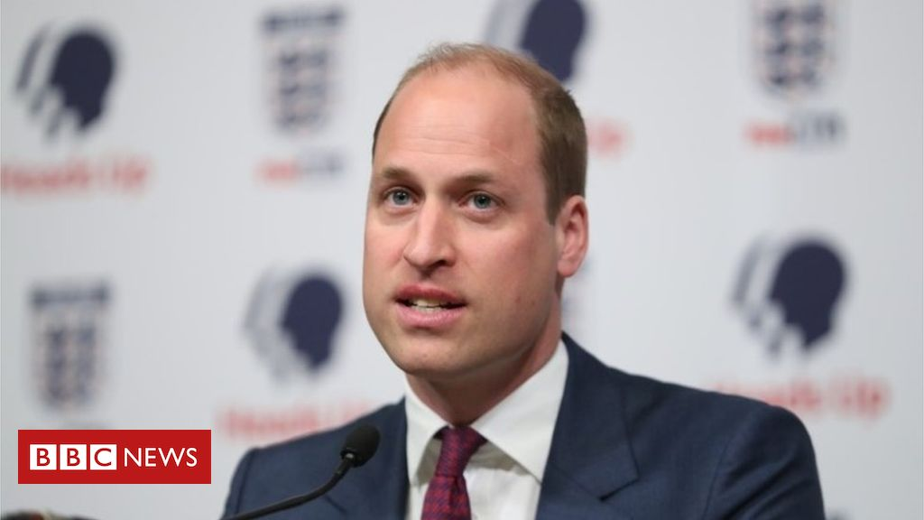 107003692 mediaitem107003691 - Prince William opens up about mental health pressures
