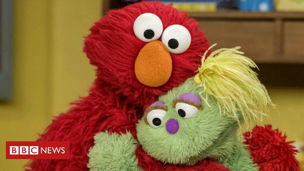 107046716 sesame street - Sesame Street welcomes foster muppet Karli