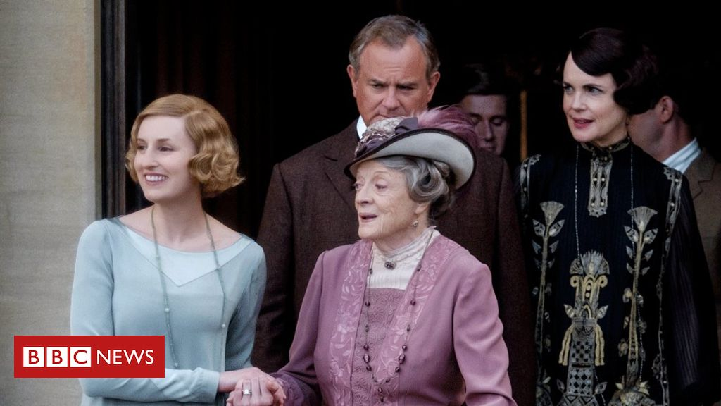 107051666 downton group - Downton Abbey: Five reveals from the trailer
