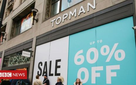 107064830 gettyimages 1074698230 - Topshop owner Sir Philip Green to close 23 stores